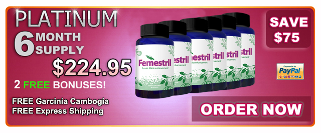 femestril 6 month supply